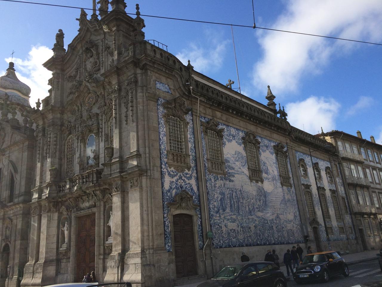 Igreja dos Carmelitos (Church of Carmelitas)