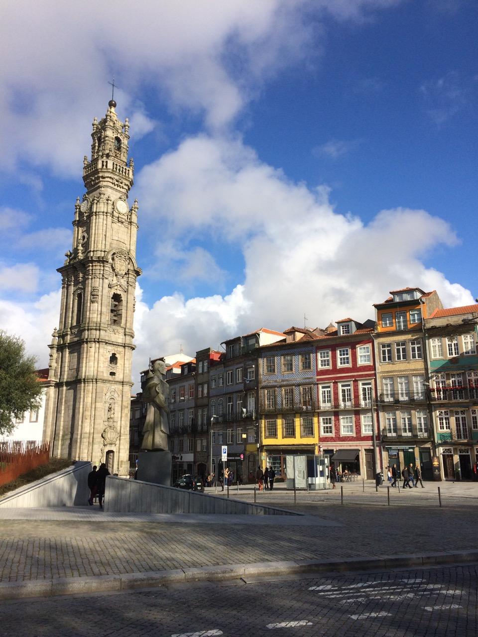 Torre dos Clérigos (Clérigos Tower)