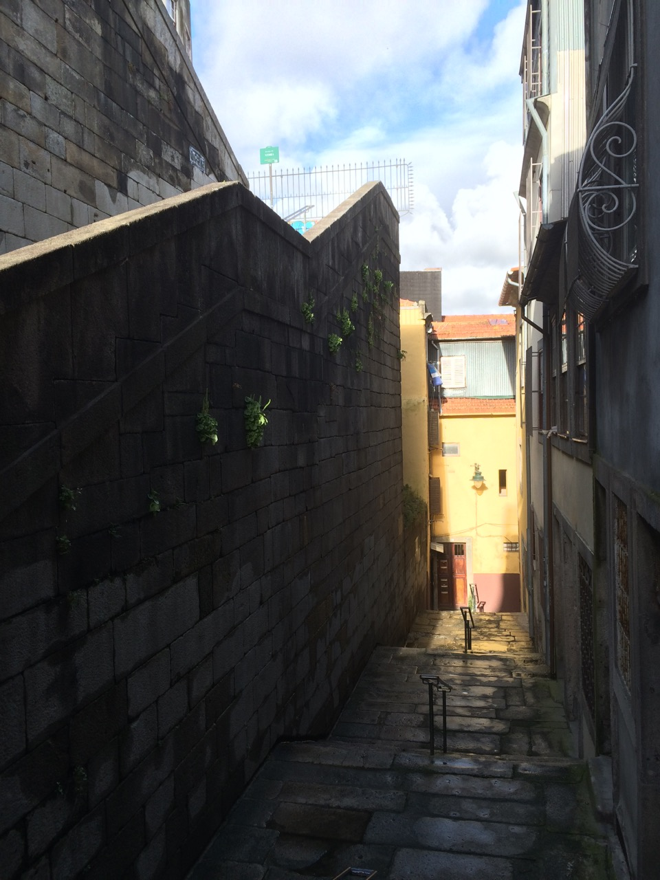 Vitória, Porto