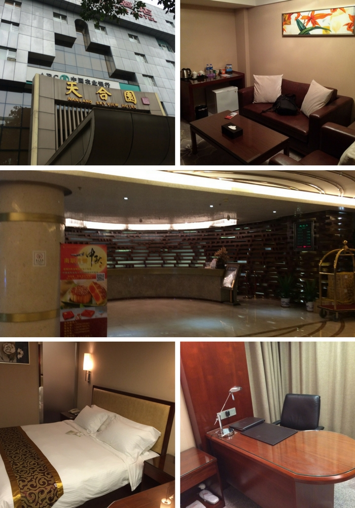 Civil Aviation Hotel in Guangzhou is excellent