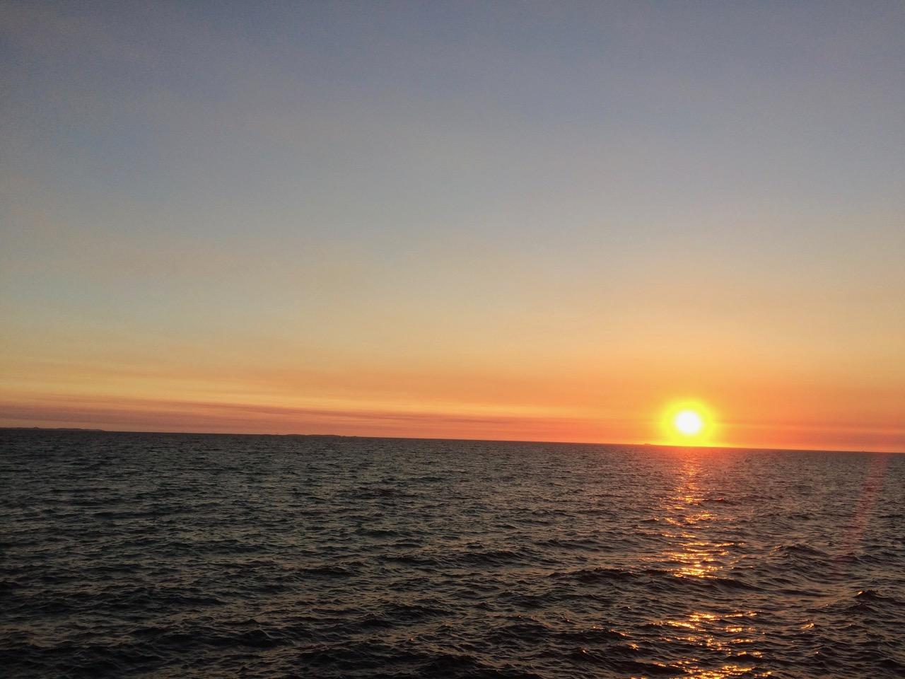 best sunset 2016