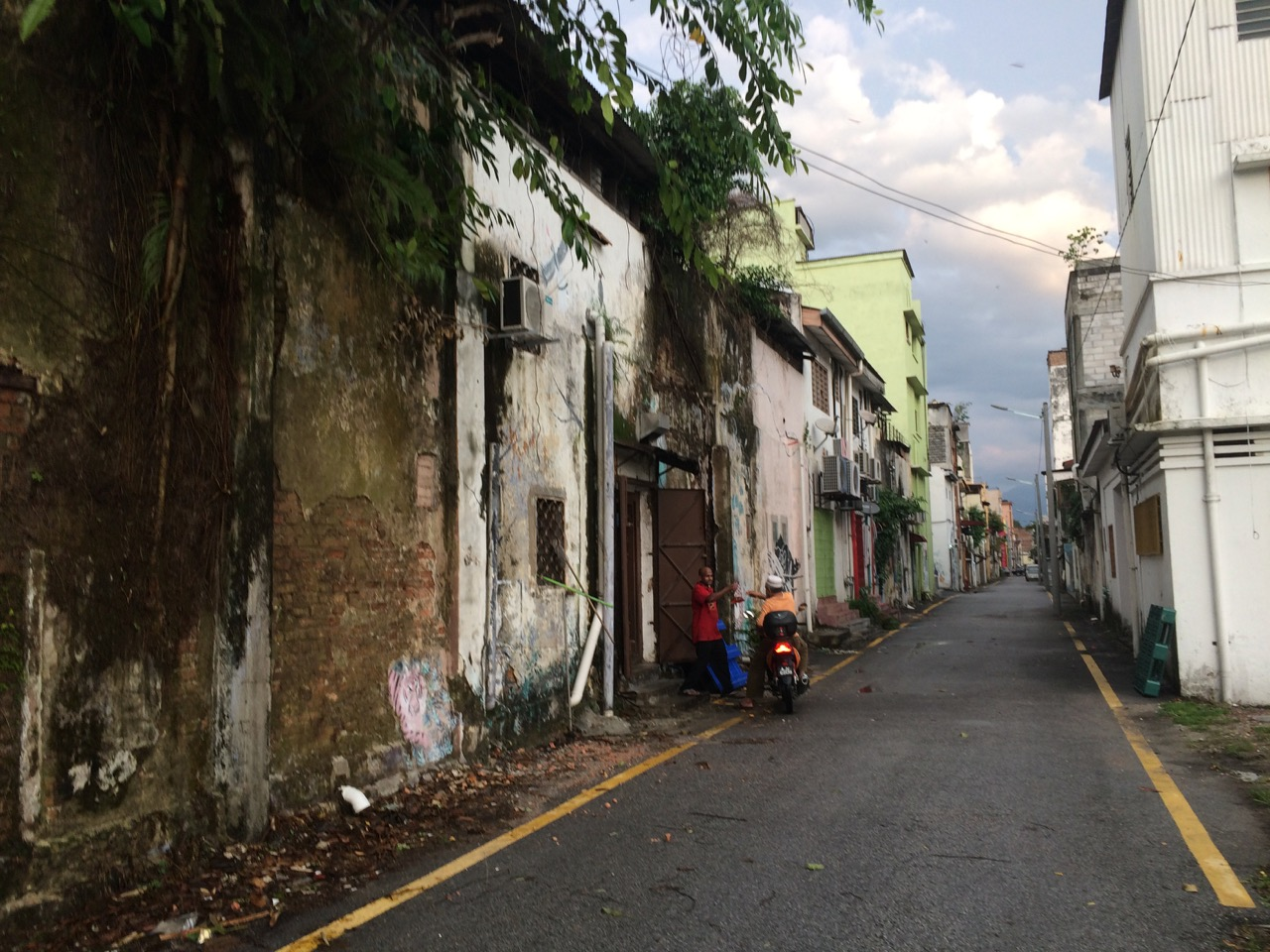 Ipoh Art Street