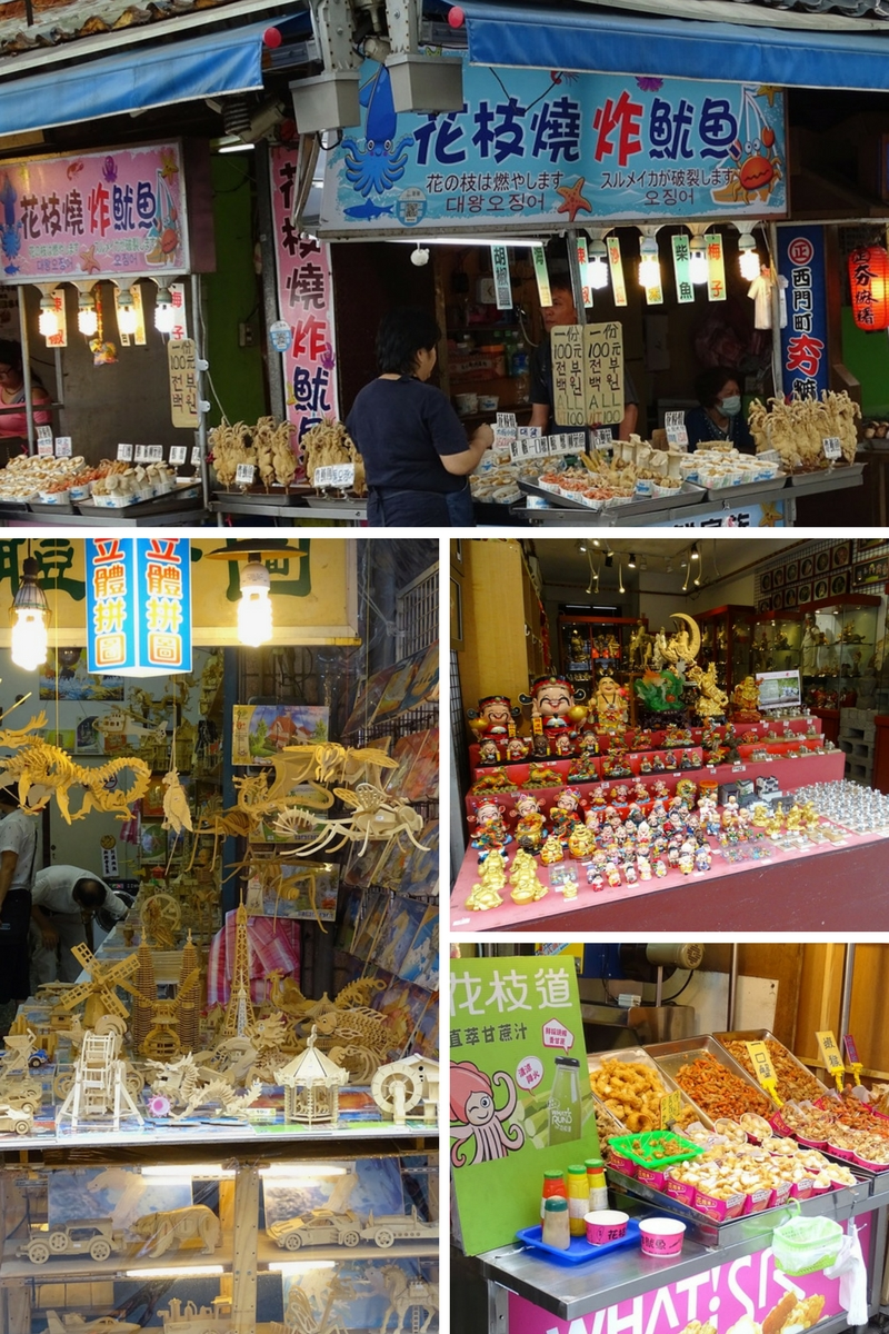 Tamsui Street Food and Shopping Extravaganza