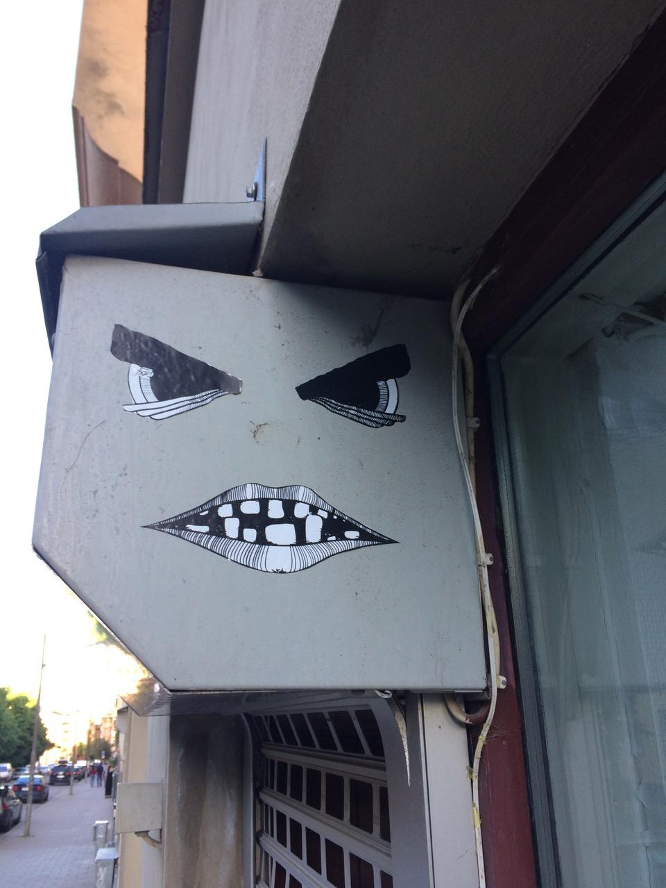 Stockholm street art