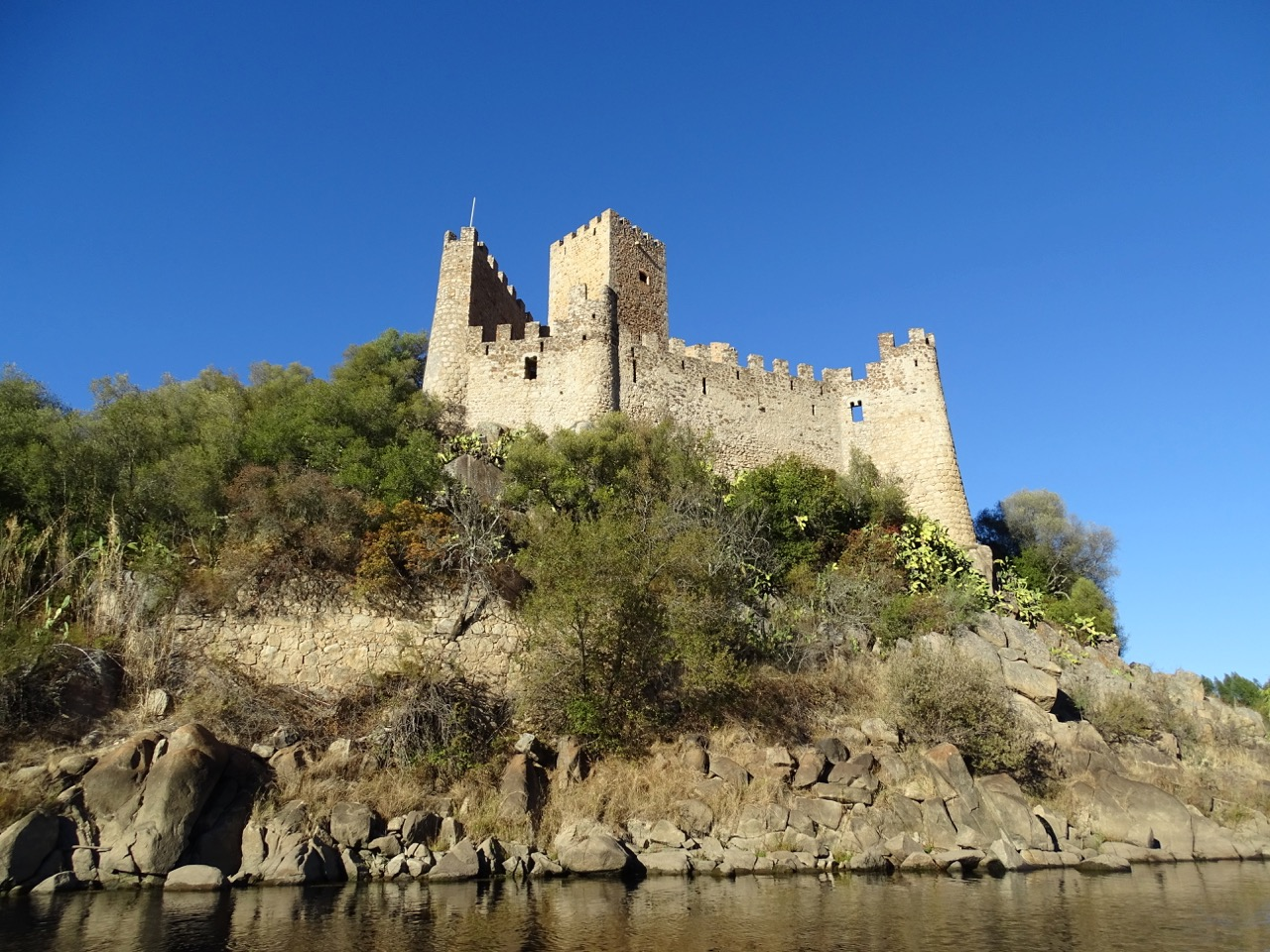The Castle of Almourol