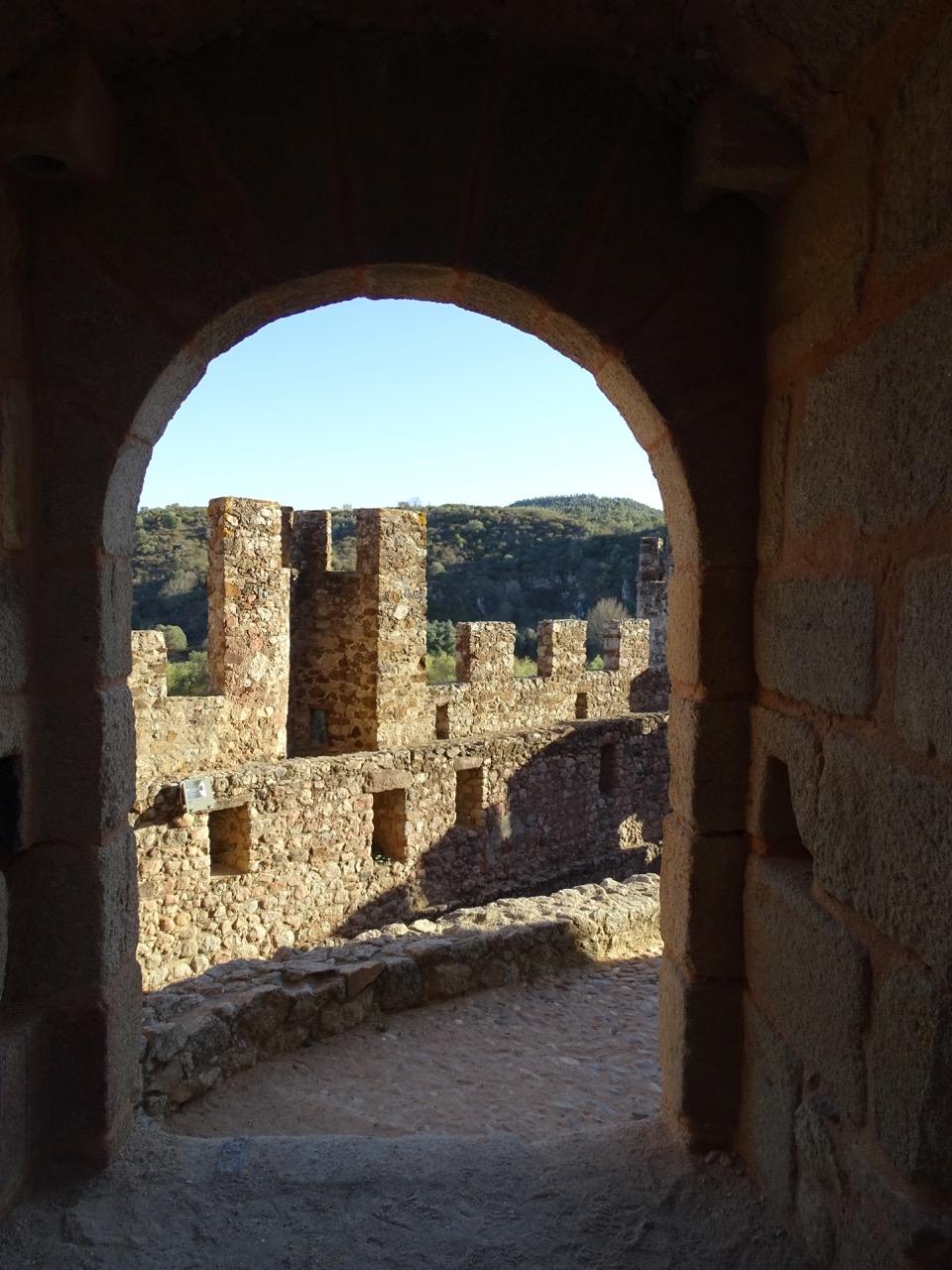 Almourol castle