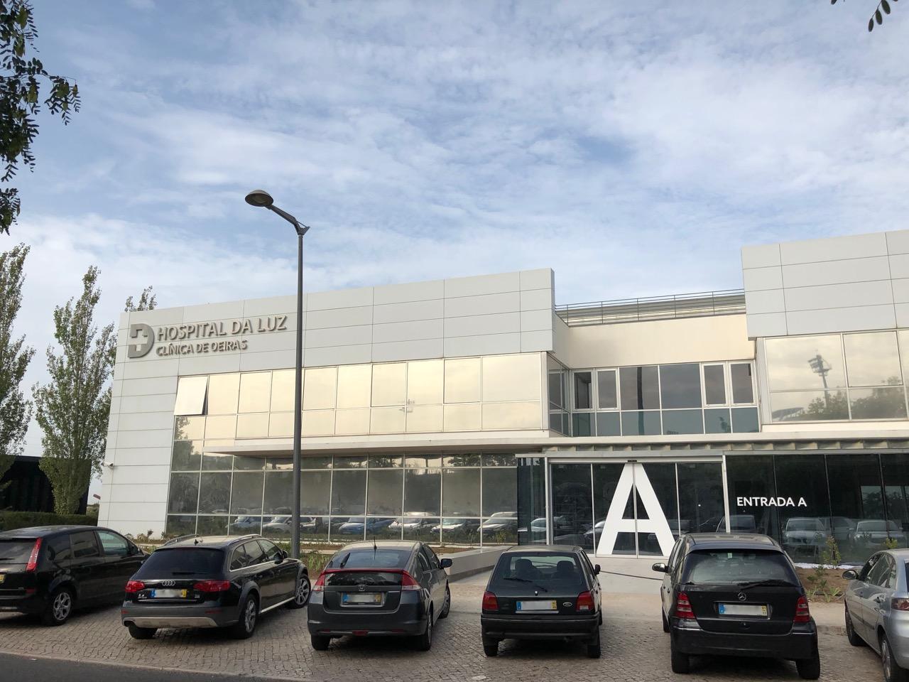 Hospital Da Luz Clínica De Oeiras
