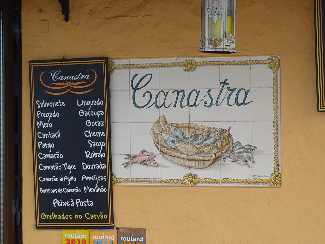 Canastra restaurant
