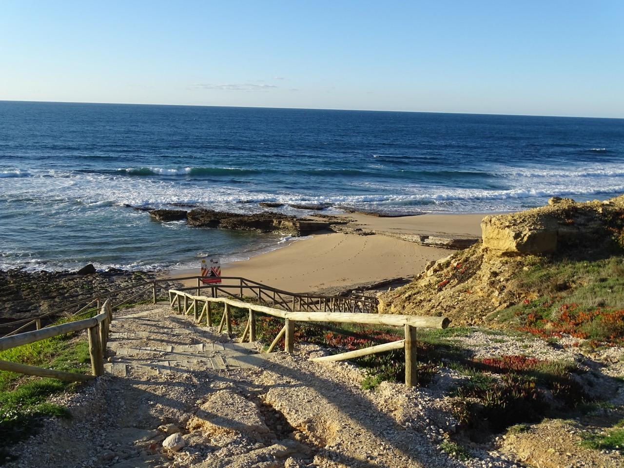 Ericeira beach