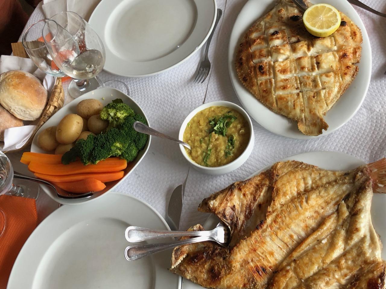 Dinner at Canastra