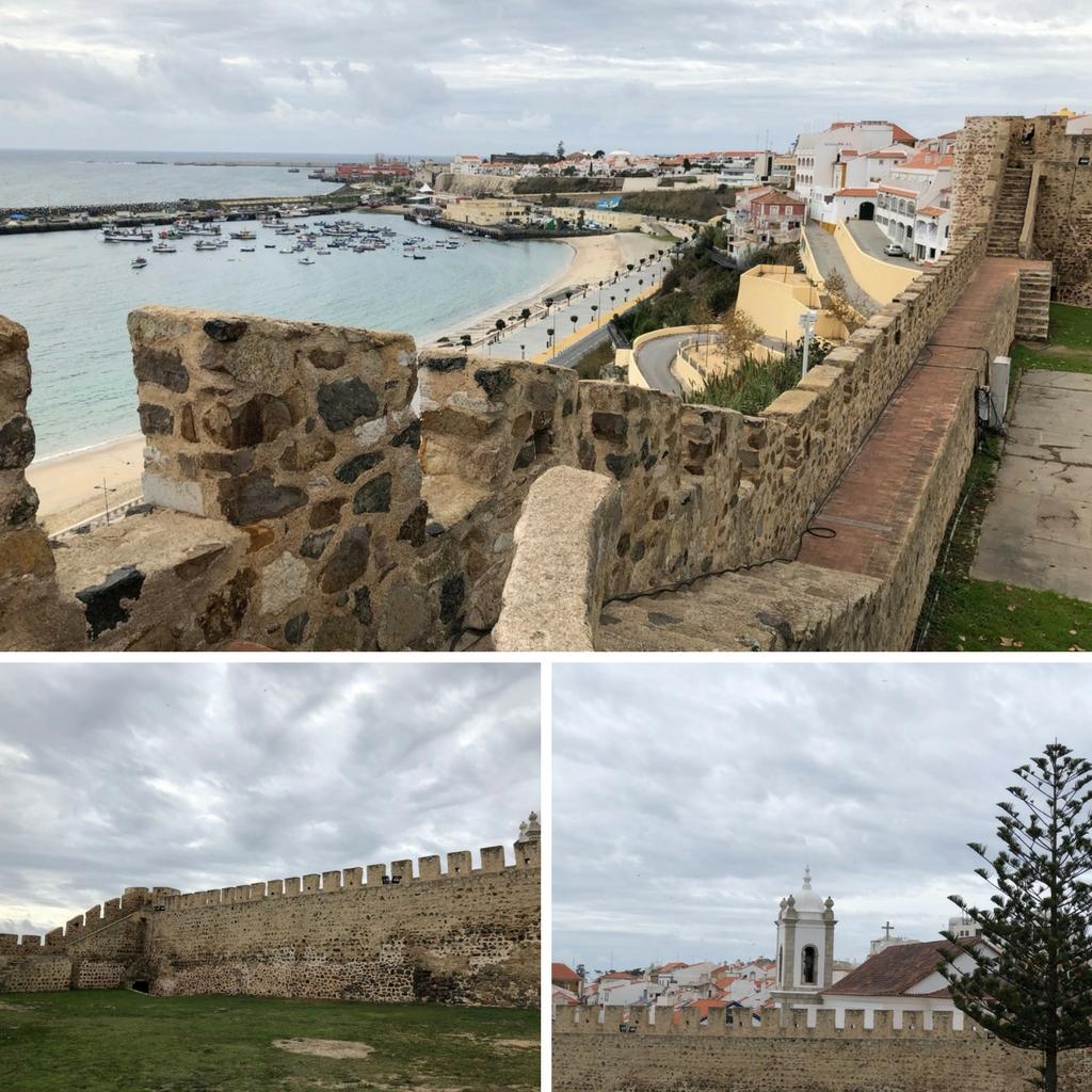 Sines Castle