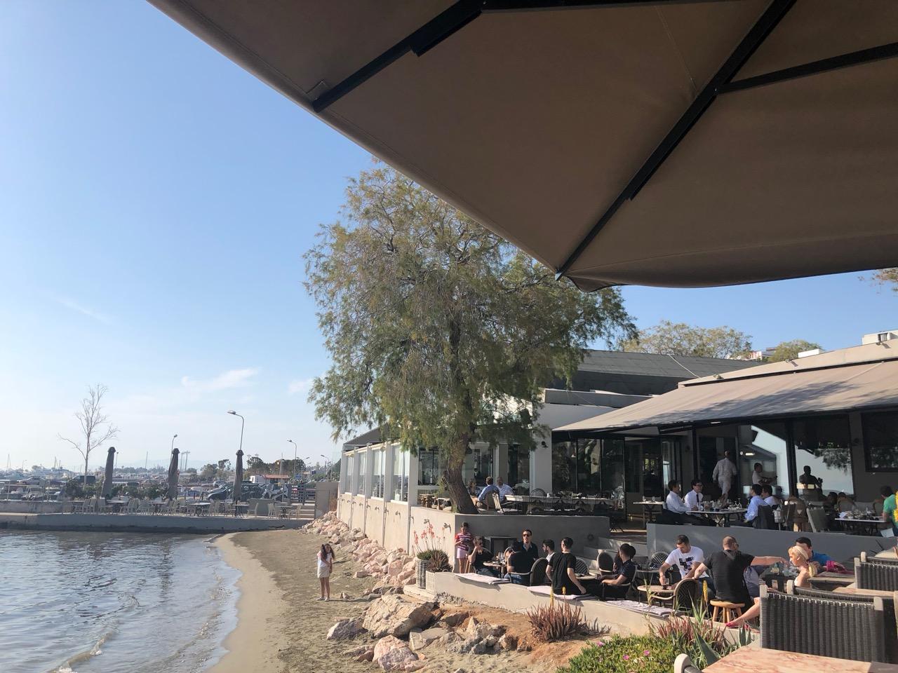 Ark bar, restaurant and coffee shop