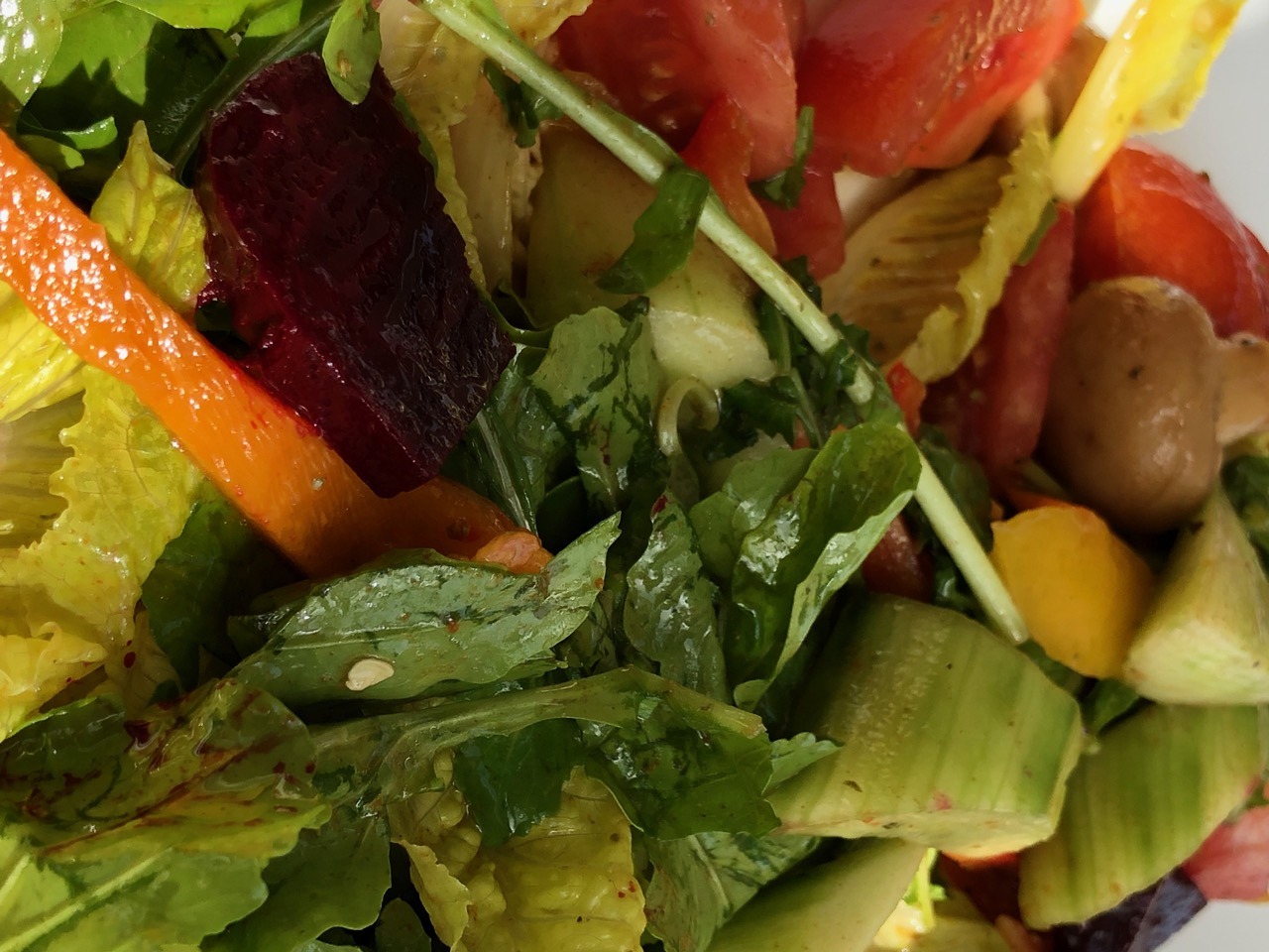 Greek veggies