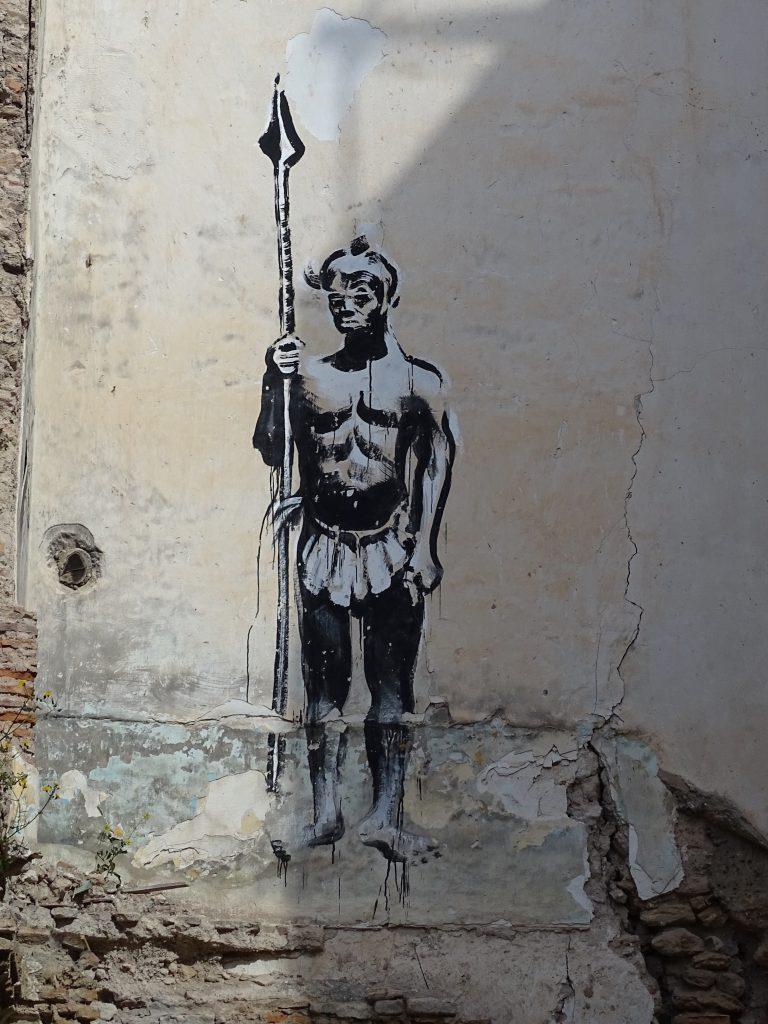 Guerrier Bantu, Artist Kouka