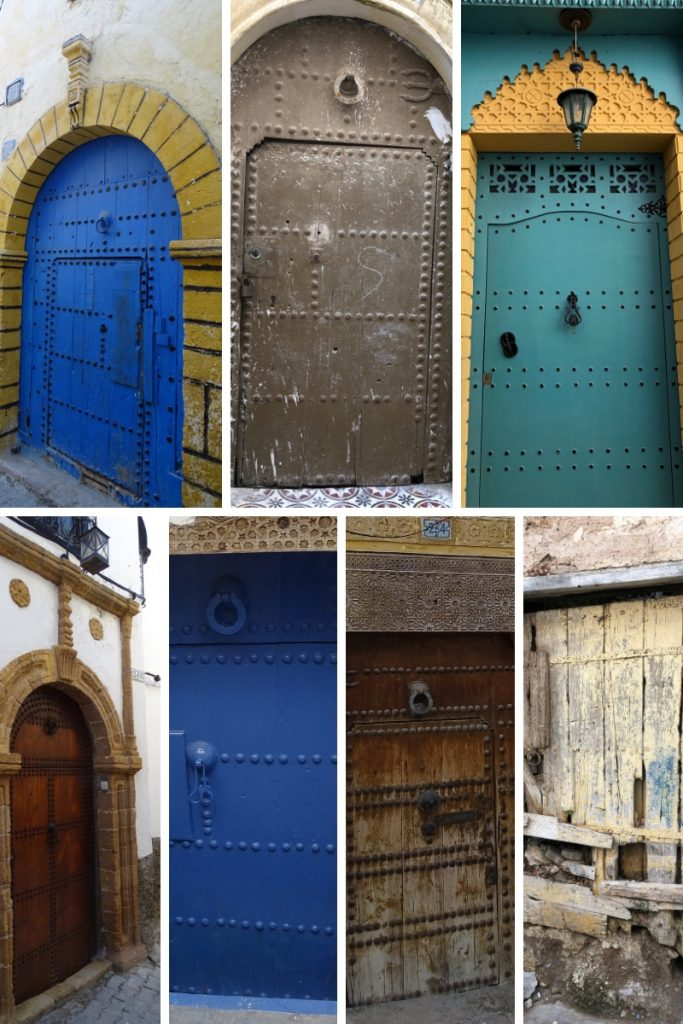 Doors of Azemmour