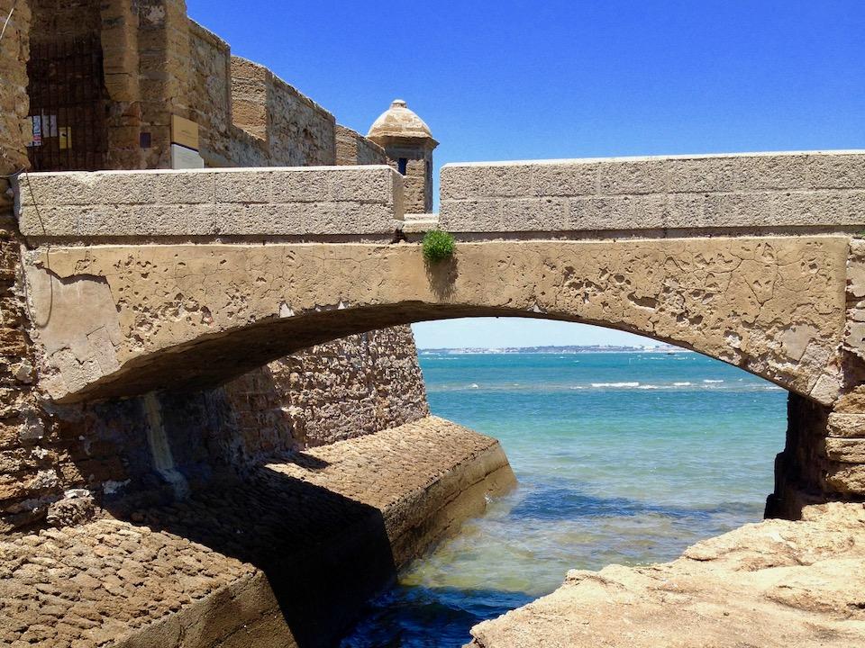 San Sebastian Castle Bridge