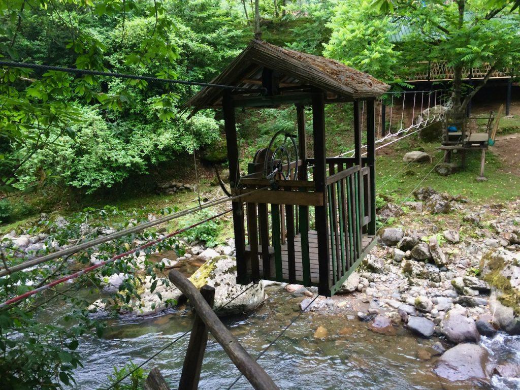 Mountain bridges of Adjara