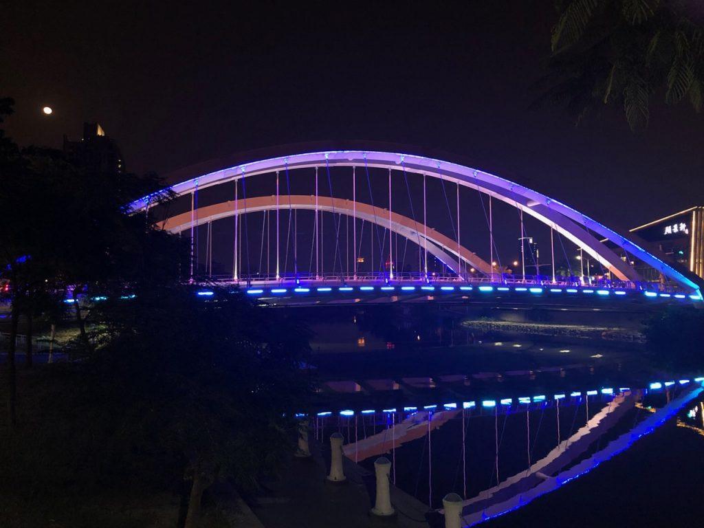 Kaohsiung bridge