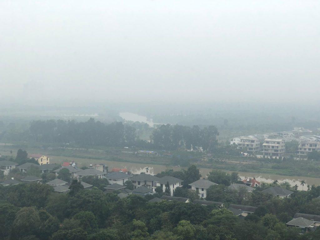 Hanoi pollution