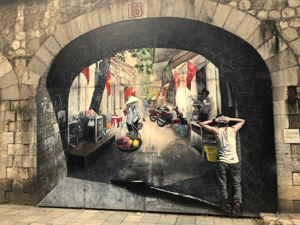 Phung Hung Public Art