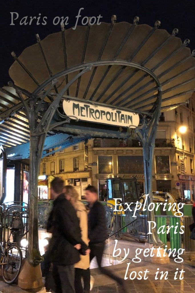 Exploring Paris pin