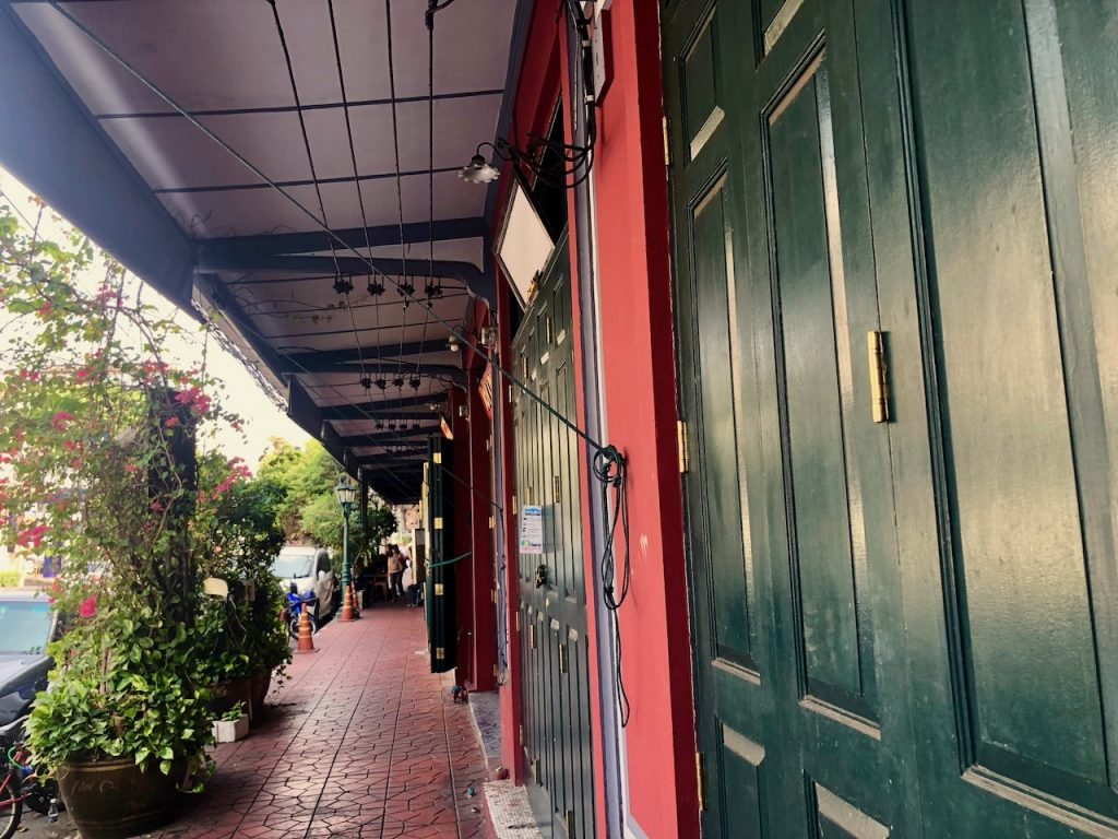 Historic Shophouses
