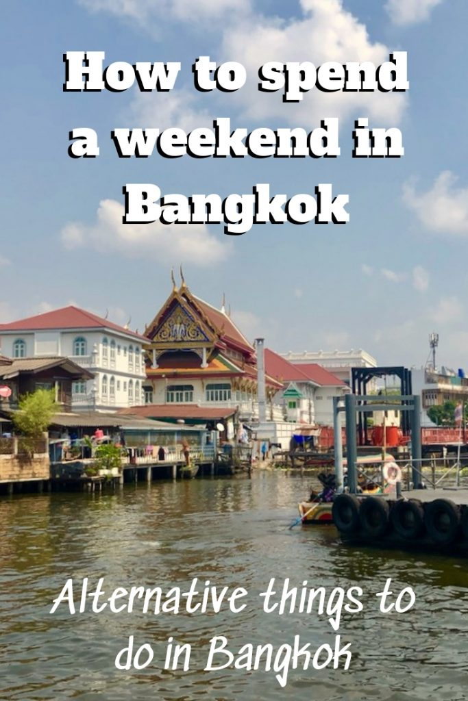 How to spend a weekend in Bangkok