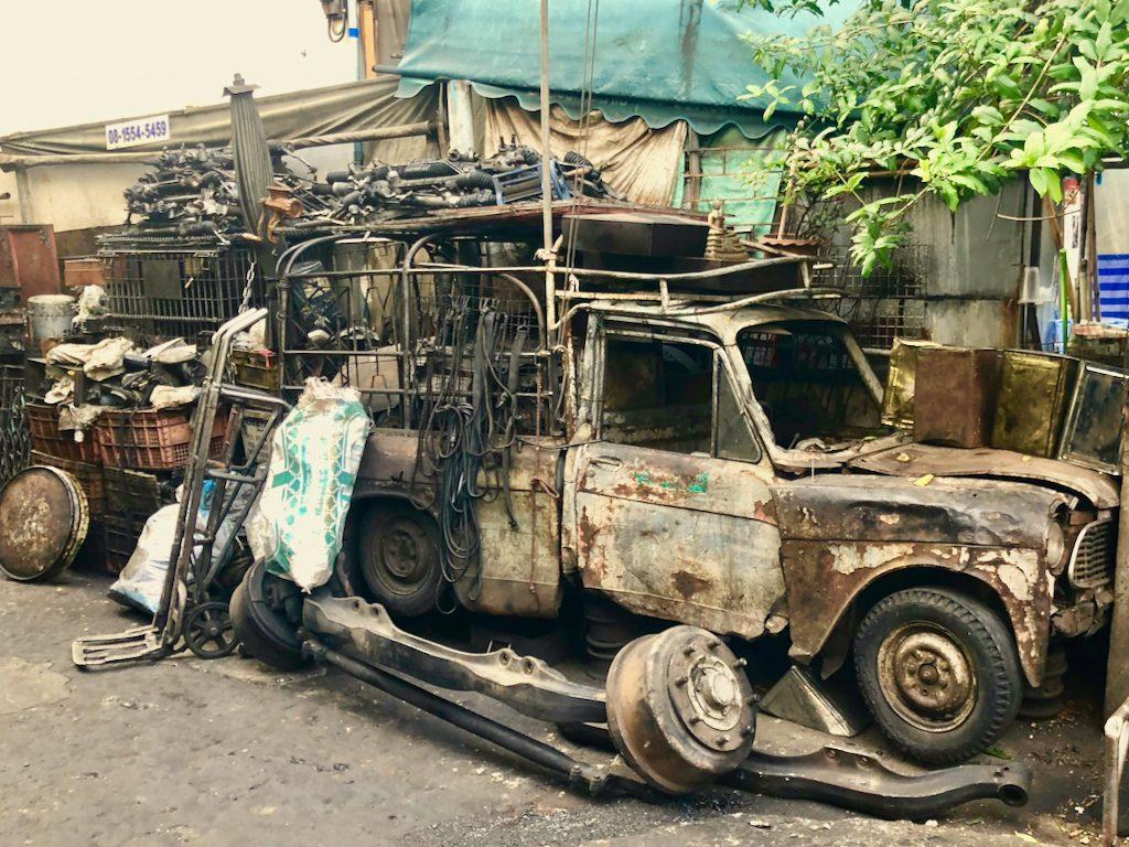 Steampunk Bangkok style