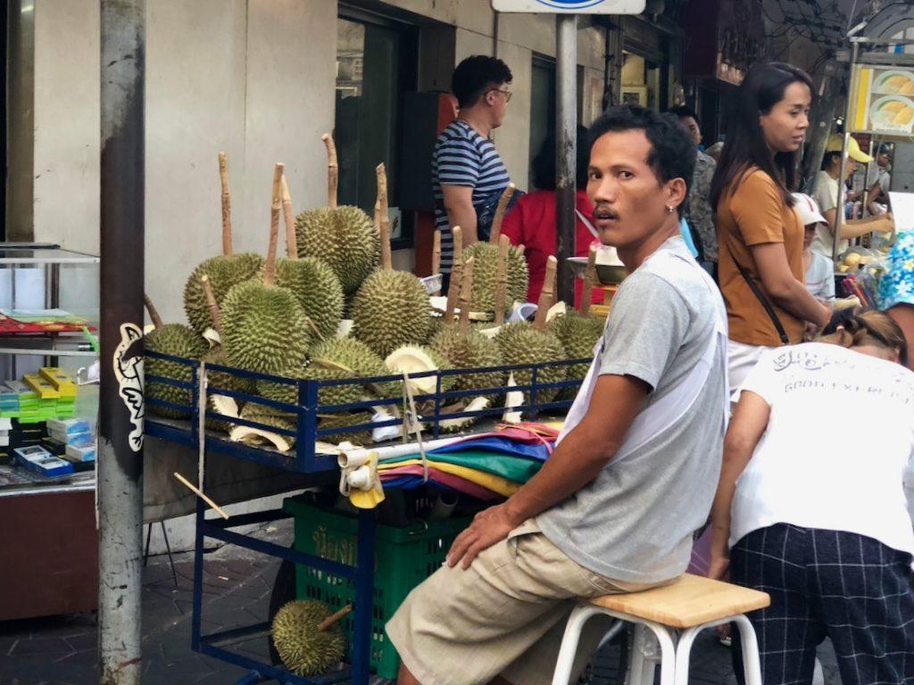 Weekend in Bangkok