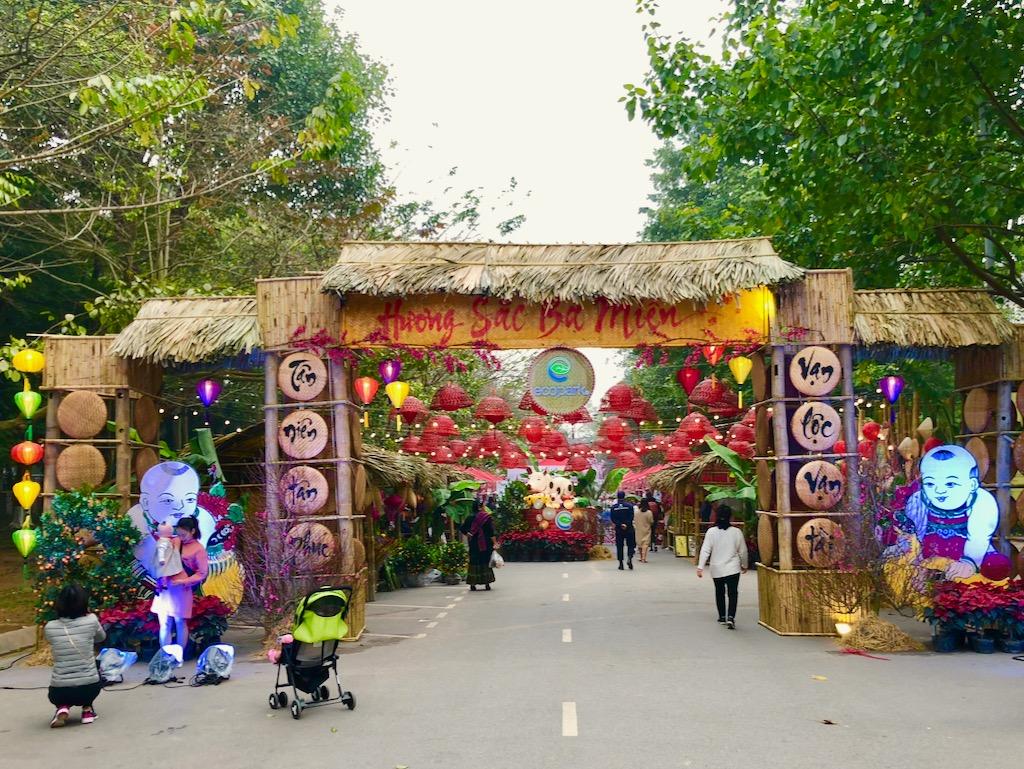 Tet Bazaar